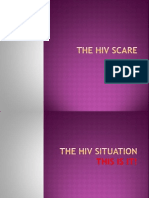 Hiv Scare for Dswd