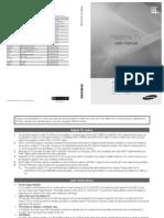 Manual Usuario - Samsung Ps50c450b - Bn68-02575a-00l09-0217