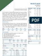 Market Outlook 4th April 2012