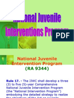 Intervention Program-Cicl REN