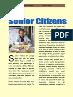 Essay # 3. Senior Citizens  Ayleen - Tanya