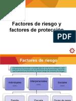 3. Factores de riesgo y protección