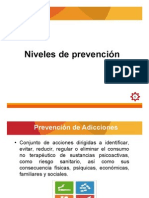 4. Niveles de protección