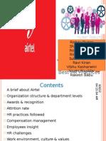 57455266 Airtel HR Practices