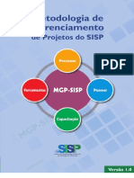 Manual de Metodologia de Gestão de Projetos - TI - Ministério do Planejamento