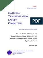 Final Report PK-LIL
