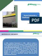 Capacitación de la Nueva Clasificación del Cliente Deudor