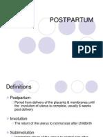 Postpartum (1)