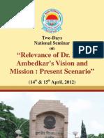 National Seminar on B R Ambedkar Studies (1)