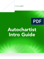 Autochartist Intro Guide