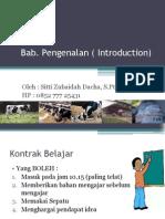 Bab. Pengenalan  (Introduction)