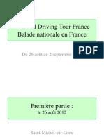 Balade Nationale en France