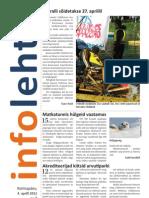 Infoleht 4. aprill 2012
