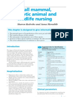 Manual of Advance Veterinary Nursing