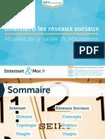 Internet, les réseaux sociaux & les musées de la Vallée de la Maurienne