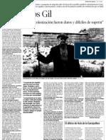 20051204 Entrevista Jose Bescos Heraldin