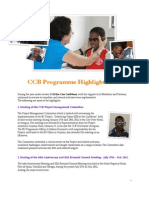 CCB Eye Care Caribbean - Programme Highlights 2011