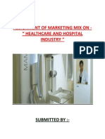 Healthcare and Hospital Industry