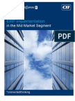 Erp Implementation in Mid Market