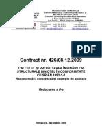 Calculul Si Proiectarea Imbinarilor Structurale Din Otel Conform SR en 1993-1-8 Red Act Area II Decembrie 2010