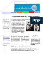 Journal Du Cilec Mars-Avril 2012