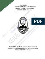 Program Pelatihan Listrik 2012