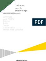 Global Consumer Insurance Survey 2012 E&Y
