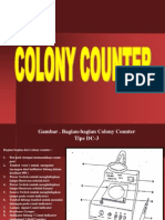 Colony Counter