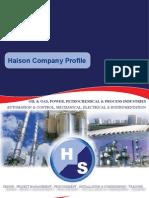 HaiSon Company Profile
