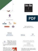 FAM Presentazione Cena al buio 19.04.12- Villa Gandolfi Pallavicini, Bologna