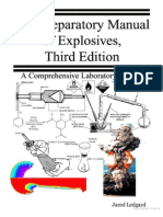 The Preparatory Manual of Explosives