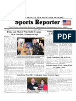 April 4-10, 2012 Sports Reporter