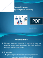 Introduction to HRP