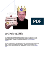 10 Traits ofShills