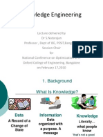 Knowledge Engineering Oxford 17 02 10 Natarajan