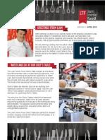 LTF Newsletter April