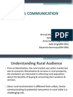 Rural Communication