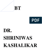 Doubt Dr Shriniwas Kashalikar