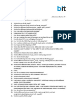 PHP PAPER