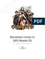 Beginner's Guide to RPG Maker VX (v0 4) | Video Game