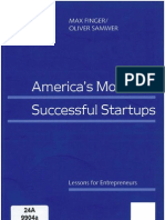 America's Most Successful Startups (Samwer, 1999)