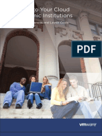 VMware Higher Education Roadmap Brochure