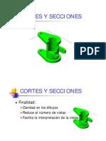 Cortes Y Secciones Tipo Ppt