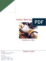 India Infoline Report