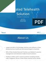 Integrated Telehealth Solution - Dhanush Kenya -Connected Kenya