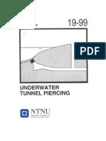 Underwater Tunnel Piercing
