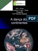 A Danca Dos Continentes - Geologia