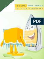 Guide Petit Electroménager