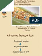 ApresentaçãoTransgenicos