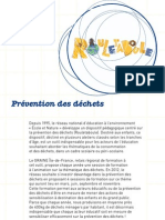 Prevention Dechets